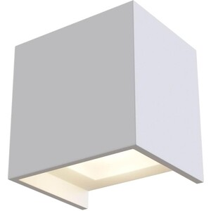 Настенный светодиодный светильник Maytoni C155-WL-02-3W-W maytoni cl907 02 w