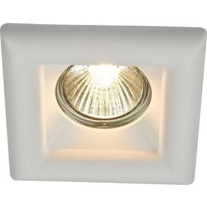 Встраиваемый светильник Maytoni DL007-1-01-W