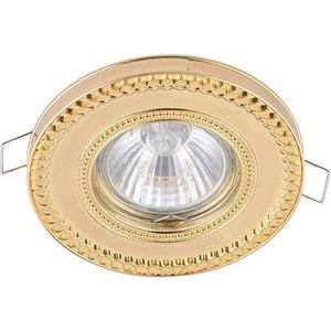 Встраиваемый светильник Maytoni DL302-2-01-G maytoni f015 33 g