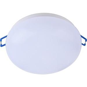Встраиваемый светодиодный светильник Maytoni DL297-6-6W-W