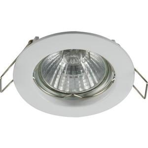 цена на Встраиваемый светильник Maytoni DL009-2-01-W
