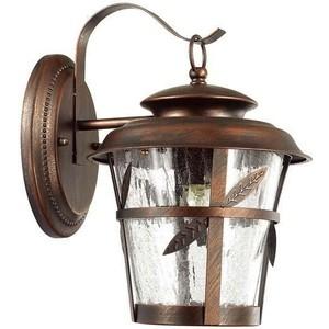 Уличный настенный светильник Odeon 4052/1W уличный настенный светильник odeon light bukle 2311 1w