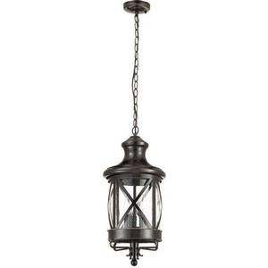Уличный подвесной светильник Odeon 4045/3 уличный подвесной светильник odeon 4164 1