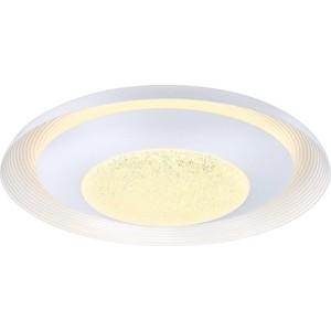 Фото - Потолочный светодиодный светильник с пультом Omnilux OML-48907-72 потолочный светодиодный светильник с пультом omnilux oml 48907 48