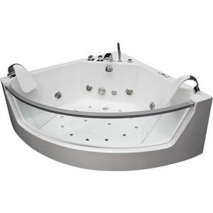 Акриловая ванна с гидромассажем Grossman 141x141x60 (GR-14114)