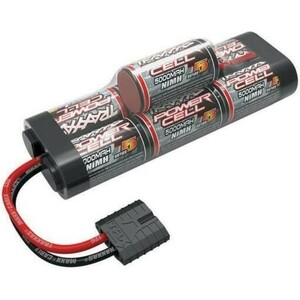 Аккумулятор TRAXXAS Ni-Mh, 7 банок, 8.4 V, 5000 mAh, Series 5 Power Cell - TRA2961X mbr cell power foot