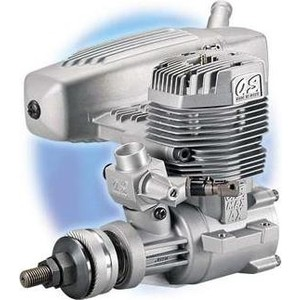 Двигатель Os Max MAX-75AX(61A) WE-4040 SILENCER - 17400