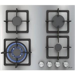 Газовая варочная панель Fornelli PGT 60 CALORE IX