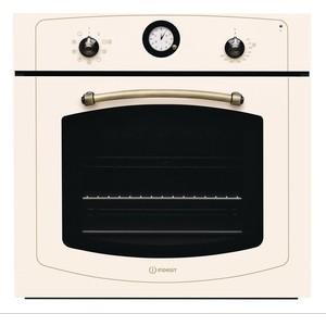 Электрический духовой шкаф Indesit IFVR 801 H OW электрический духовой шкаф indesit ifvr 500 an anthracite