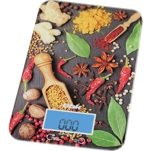 Весы кухонные BBK KS 106 G (черн/крас)
