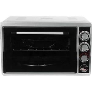 Мини-печь Чудо Пекарь ЭДБ 0124 (сереб/мет)