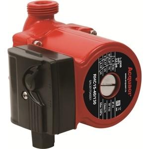 Циркуляционный насос Acquaer RHC15-40/130 циркуляционный насос acquaer rhc32 60 180