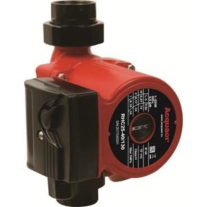 Циркуляционный насос Acquaer RHC25-40/130 циркуляционный насос acquaer rhc32 60 180