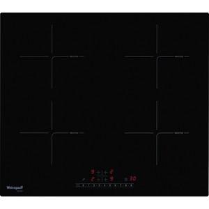 Индукционная варочная панель Weissgauff HI 640 BS индукционная варочная панель weissgauff hi6140b
