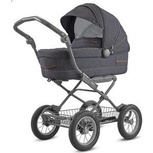 Люлька Inglesina Sofia на шасси Ergo Bike (AB15K6VLD + AE15H6100) VILLAGE DENIM коляска для новорожденных inglesina sofia на шасси ergo bike ab15k6mgl ae15h6100 marron glace
