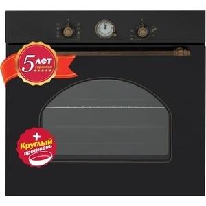 лучшая цена Электрический духовой шкаф Simfer B6EL77017