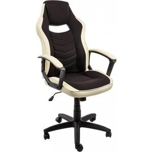 Компьютерное кресло Woodville Gamer черное/бежевое компьютерное кресло woodville danser коричневое бежевое