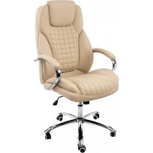Компьютерное кресло Woodville Herd темно-бежевое компьютерное кресло woodville danser коричневое бежевое