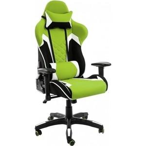 Компьютерное кресло Woodville Prime черное/зеленое детское автокресло мишутка lb 303 n зеленое черное