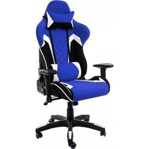 Компьютерное кресло Woodville Prime черное/синее printio синее сердце