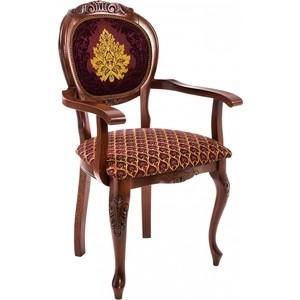 Кресло Woodville Adriano 2 вишня.
