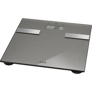 Весы напольные AEG PW 5644 FA titan весы напольные aeg pw 4923 glas прозрачный