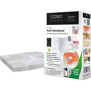 Пакеты для вакуумного упаковщика Caso VC 20*30 caso vc 30 40