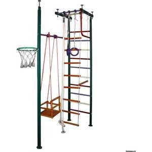Детский спортивный комплекс Вертикаль 10М (ПВХ-покрытие)