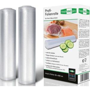 Рулоны для вакуумного упаковщика Ellrona FreshVACpro 20*600