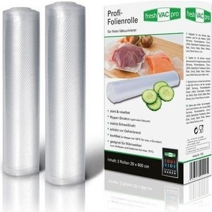 Рулоны для вакуумного упаковщика Ellrona FreshVACpro 30*600