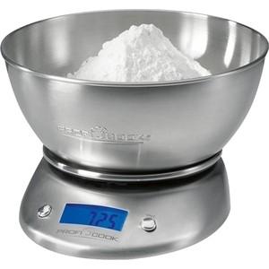 все цены на Весы кухонные Profi Cook PC-KW 1040 онлайн
