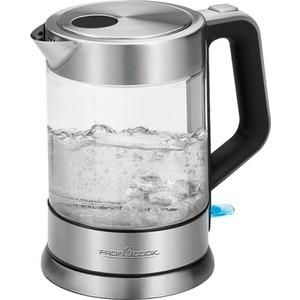 купить Чайник электрический Profi Cook PC-WKS 1107 G по цене 3490 рублей
