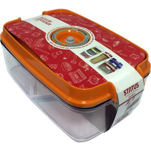 цена на Контейнер для вакуумного упаковщика STATUS VAC-REC-30 Orange
