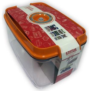 Контейнер для вакуумного упаковщика STATUS VAC-REC-45 Orange