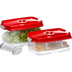 Контейнеры для вакуумного упаковщика STATUS VAC-REC-Bigger Red