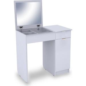 Столик туалетный Вентал Арт Римини-3 белый
