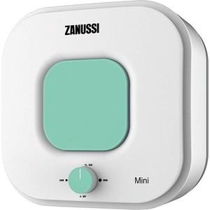 Электрический накопительный водонагреватель Zanussi ZWH/S 15 Mini U (Green) водонагреватель накопительный zanussi zwh s 15 mini u yellow