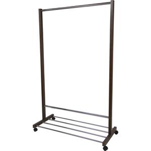 Вешалка напольная Мебелик В 35Н средне-коричневый цена