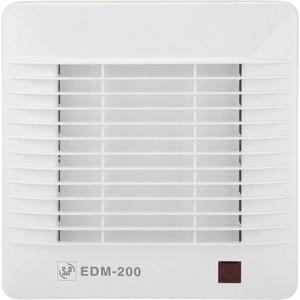 Вентилятор Soler&Palau осевой вытяжной с автоматическими жалюзи D 120 (EDM200C)