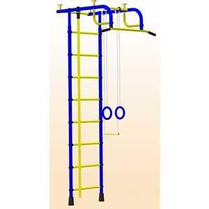 цена на Детский спортивный комплекс Пионер 1 (синий/жёлтый)
