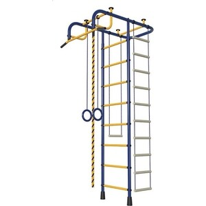 цена на Детский спортивный комплекс Пионер М (синий/жёлтый)