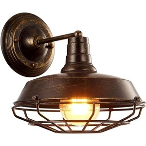 Бра Artelamp A9183AP-1BR бра arte lamp ferrico a9183ap 1br