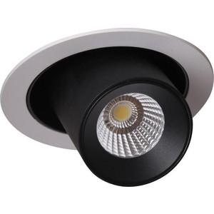 Встраиваемый светодиодный светильник Crystal Lux CLT 011C WH-BL цена