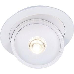 Встраиваемый светодиодный светильник Arte Lamp A3015PL-1WH встраиваемый светодиодный светильник artelamp a7408pl 1wh