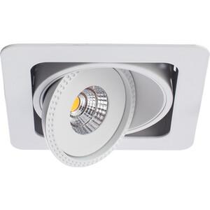 Встраиваемый светодиодный светильник Arte Lamp A3007PL-1WH встраиваемый светодиодный светильник artelamp a7408pl 1wh