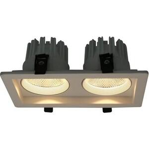 Встраиваемый светодиодный светильник Artelamp A7007PL-2WH цены