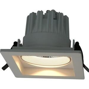 Встраиваемый светодиодный светильник Arte Lamp A7018PL-1WH