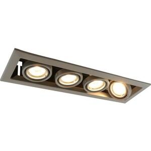 Встраиваемый светильник Artelamp A5941PL-4GY