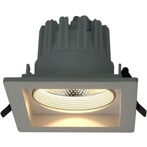 Встраиваемый светодиодный светильник Arte Lamp A7007PL-1WH встраиваемый светодиодный светильник artelamp a7408pl 1wh