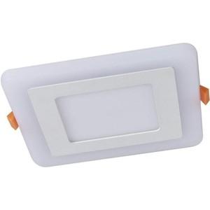 Встраиваемый светодиодный светильник Artelamp A7524PL-2WH цены